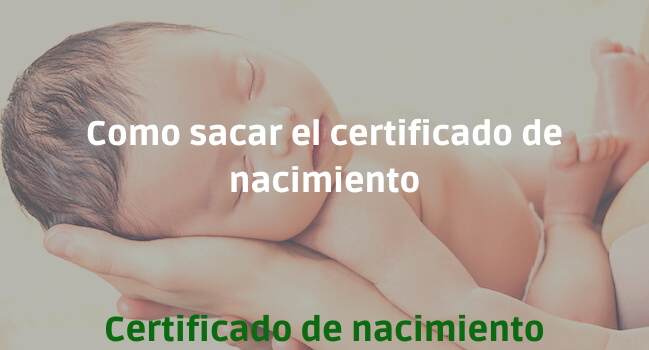Cómo registrar y sacar el certificado de nacimiento gratis en Chile