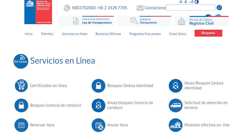 certificado de defuncion chile registro civil certificados en linea