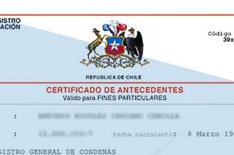 ¿Cómo sacar el Certificado de Antecedentes Penales?