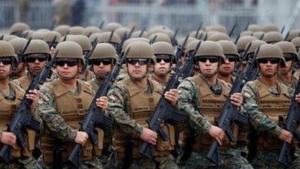 certificado situacion militar en Chile