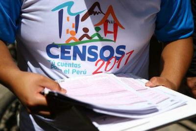 Cómo conseguir el certificado censal del INEI Perú