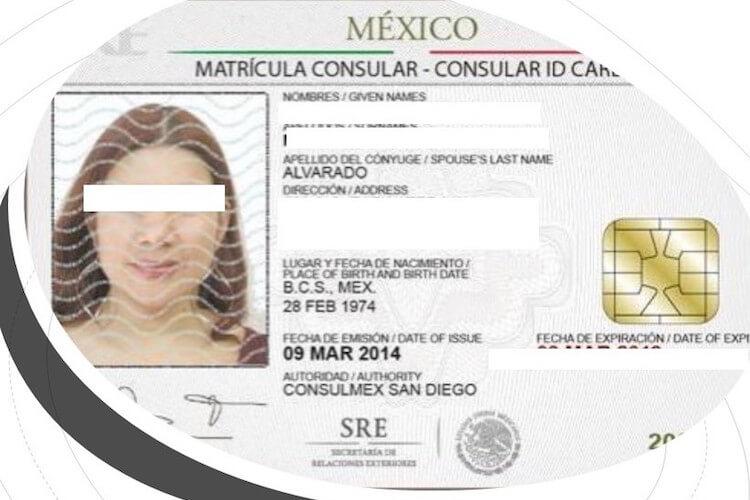 Cómo conseguir el certificado de matrícula consular de alta seguridad en México