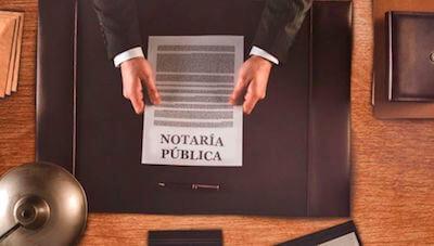 Cómo obtener certificado domiciliario notarial en Perú
