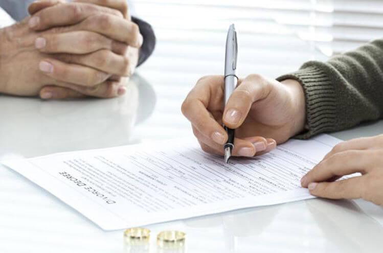 certificado de ingravidez divorcio mexico