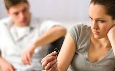 certificado de ingravidez divorcio