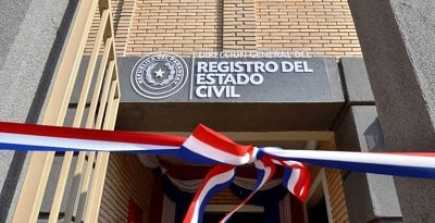 Dirección General del Registro del Estado Civil de Paraguay sede-min