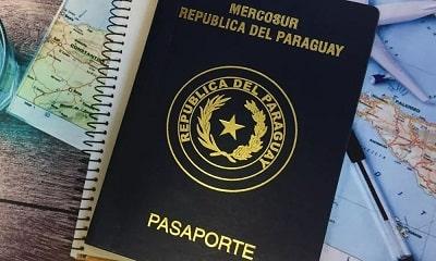 solicitud para pasaporte paraguayo