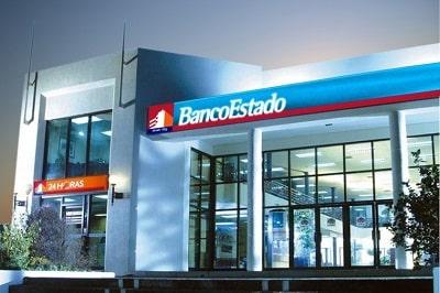 sucursal del Banco Estado