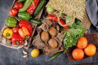 Productos de Origen vegetal