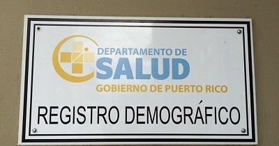 oficina del Registro Demográfico más cercana
