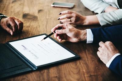 oficinas de los lugares autorizados para llevar a cabo el proceso para obtener el Certificado de Matrimonio
