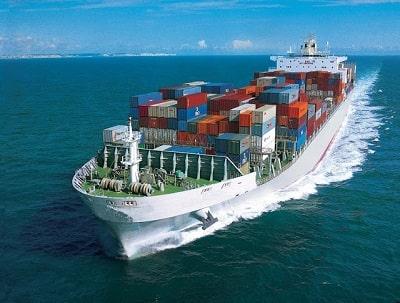 Exportaciones Por Mar