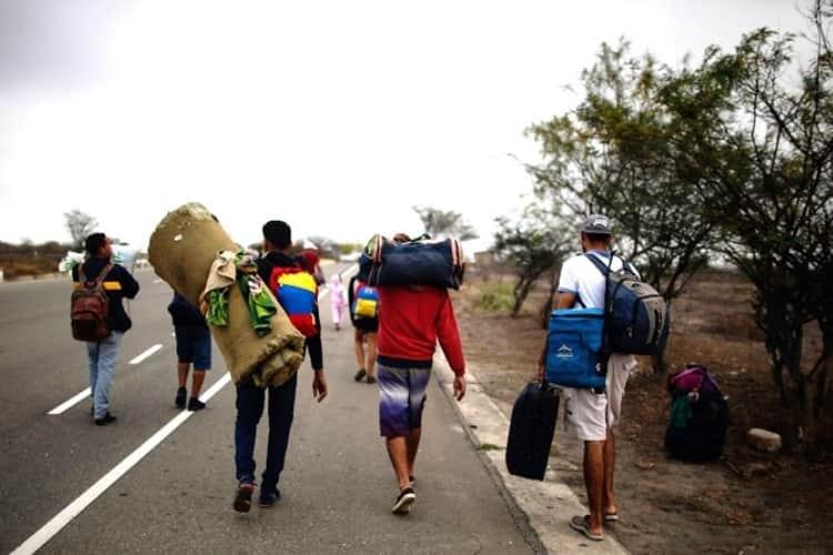 Certificado de Movimiento Migratorio en Perú