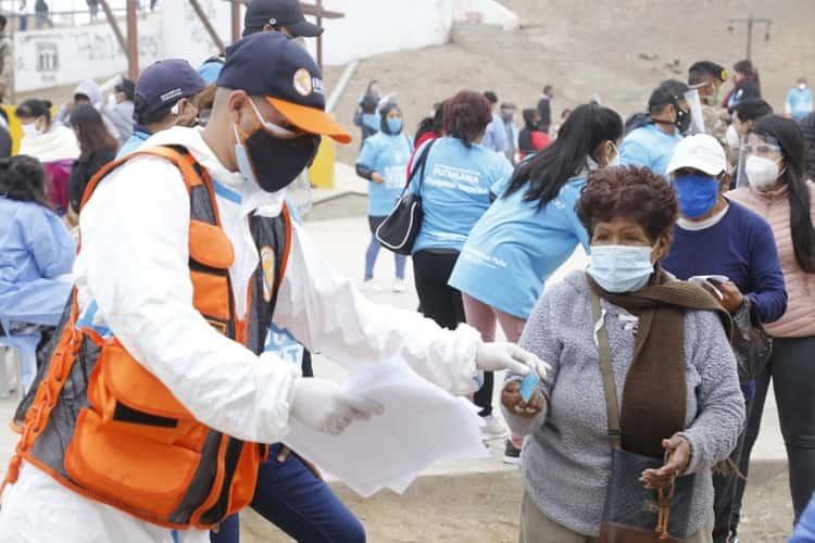Certificado de Defensa Civil en Perú